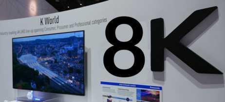 Fabricantes confirmam que 300.000 TVs 8K serão enviadas aos lojistas em 2019
