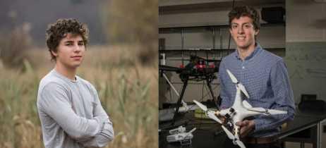 Estudantes hackeiam drones de consumo para detectar minas terrestres