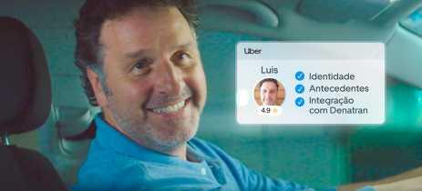 Série de vídeos da Uber demonstra recursos de segurança do aplicativo
