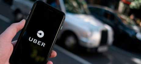 Uber acrescentou chamadas de voz gratuitas entre motorista e passageiro
