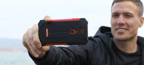 Ulefone anuncia Armor 6, primeiro smartphone ultra-durável com internet 5G