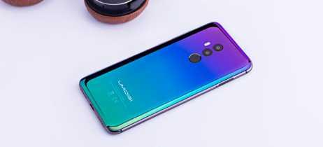 Smartphone Umidigi Z2 entra em pré-venda na China por US$ 250, querendo desbancar o Mi 8
