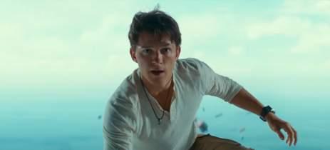 Uncharted: Fora do Mapa ganha primeiro trailer oficial