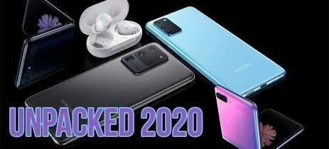 Galaxy S20, S20+ e Ultra lançados: ótimas configurações a preços nem tão ótimos