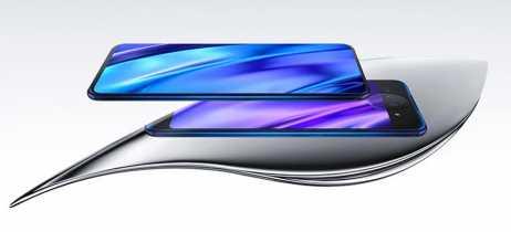 Renders oficiais do Vivo NEX 2 são divulgados com câmera tripla e dual screens