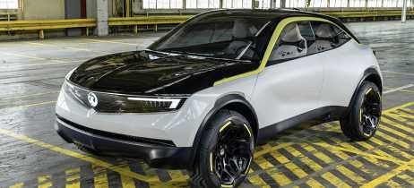 Carro conceito Vauxhall GT X Experimental traz tecnologia minimalista