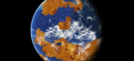 Vênus pode ter abrigado seres vivos por bilhões de anos