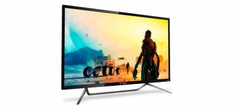 Philips 436M6VBPAB é o primeiro monitor do mundo a receber certificado DisplayHDR 1000