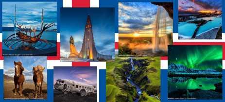 Uma viagem com muitos gadgets de fotografia para a Islândia, terra de vulcões e vikings