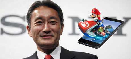 Falamos da saída do CEO da Sony e a chegada do Mario Kart aos smartphones no Videocast!