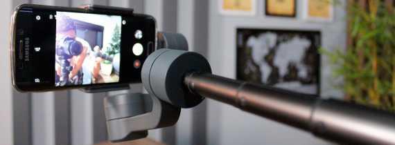 Análise: Feiyutech Vimble 2 - Um estabilizador gimbal com pau de selfie