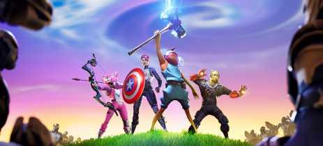 Vingadores Ultimato x Fortnite: Evento traz armas dos Avengers e luta contra Thanos