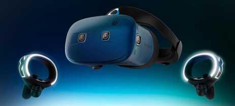 HTC revela os primeiros detalhes do seu novo headset VR, Vive Cosmos