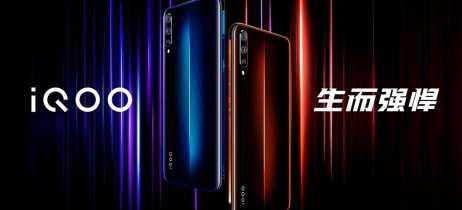 Fabricante chinesa vivo apresenta o iQOO, seu smartphone