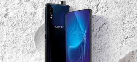 Próxima geração do Vivo Nex pode vir com display secundário na traseira