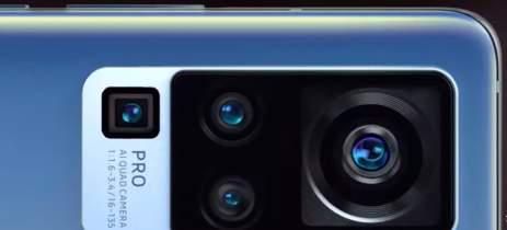 Gimbal mecânico em smartphone? O novo topo de linha da Vivo está chegando