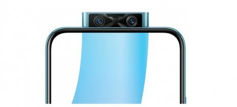Chinesa Vivo anuncia smartphone intermediário V17 Pro com câmera selfie dupla tipo pop-up
