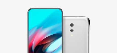 Design do Vivo Apex 2019 revela smartphone sem botões, câmera frontal e entradas físicas