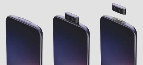 Fabricante Vivo apresenta conceito de celular com módulo de câmera removível