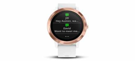 Garmin lança Smartwatch Vivoactive 3 em nova cor