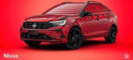 Volkswagen Nivus terá display de 8 polegadas, com tecnologia VW Play
