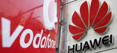 Vodafone vai remover equipamentos Huawei do centro de suas redes 5G na Europa