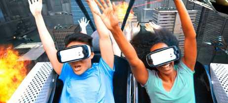 Parque temático de Realidade Virtual é inaugurado em Guizhou, na China