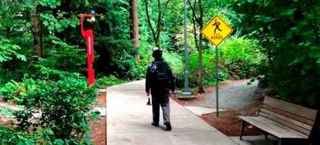 Dream Walker: tecnologia da Microsoft transforma o mundo ao seu redor
