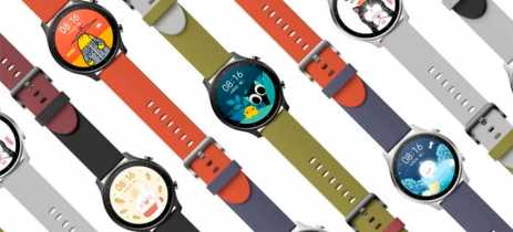 Xiaomi revela detalhes do Watch Color e suas vendas começam na China por US$ 115