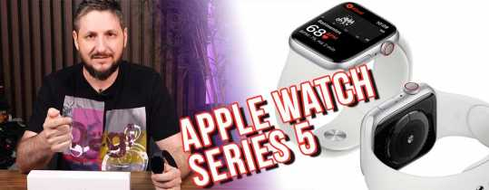 Watch Series 5: vale a pena o caríssimo smartwatch Apple?