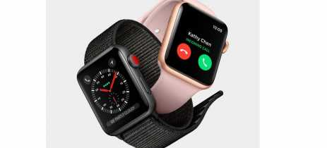 Apple lança programa de reparo para Apple Watch Series 2 e 3