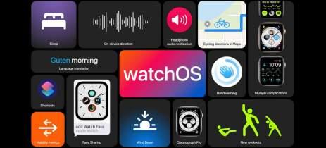 Apple apresenta mudanças do watchOS 7 incluindo rastreamento de sono
