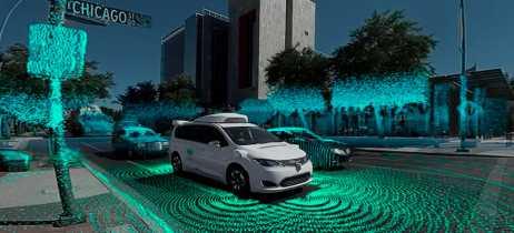 Waymo lança vídeo mostrando como os carros autônomos veem o mundo