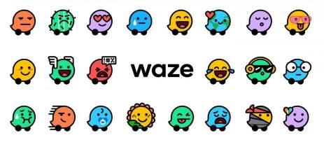 Waze apresenta grande mudança de visual com novo logo, cores e ícones