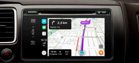 Waze anuncia a integração de seu sistema com o Apple CarPlay, para os dispositivos iOS