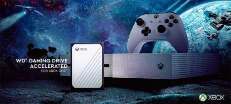 Western Digital lança SSD Gaming Drive Accelerated para Xbox One com até 1TB