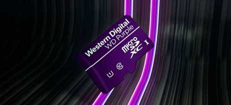 Western Digital apresenta cartão microSD para vigilância ininterrupta