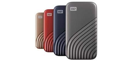 Western Digital lança SSD portátil USB-C 3.2 de até 1050MB/s de leitura