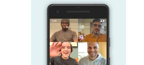WhatsApp agora permite chamadas de vídeo com até 8 pessoas; veja como