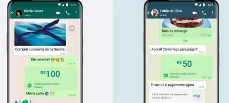 WhatsApp está permitindo pagamentos entre pessoas físicas e pequenas empresas no Brasil