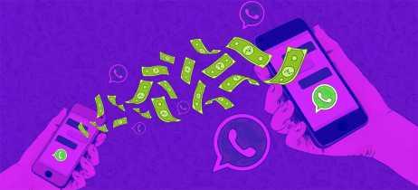 WhatsApp começa testes de sistema de pagamento entre usuários