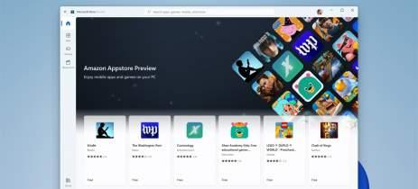 Suporte para apps do Android no Windows 11 chega ao Programa Windows Insider