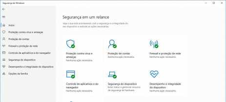 Proteção contra Violações no Windows 10 agora vem habilitada por padrão