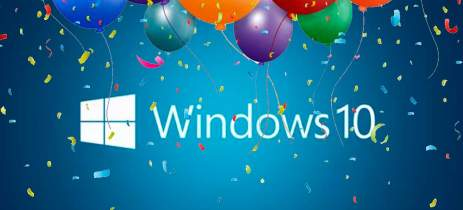 Windows 10 está completando cinco anos no mercado