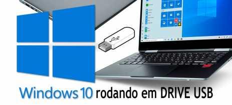 TUTORIAL: Instalando o Windows 10 em um drive USB