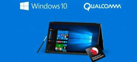 Microsoft adiciona suporte para Snapdragon 850 e 8cx no Windows 10 versão 1903 e 1909