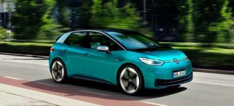 Volkswagem anuncia ID.3, seu primeiro carro elétrico popular