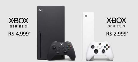 OFICIAL: Veja os preços do Xbox Series X e Series S no Brasil