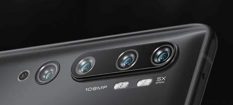 Xiaomi estaria trabalhando em celulares com câmeras de 64 MP e 108 MP