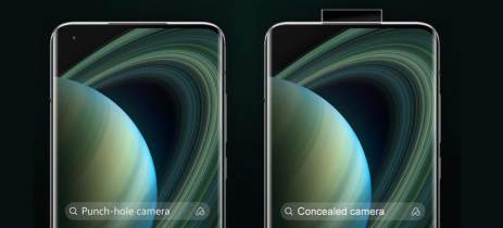 Xiaomi patenteia um novo modelo de câmera pop-up com espelhos